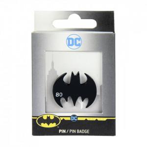 Insigna de metal Batman, 3.5 x 3 cm