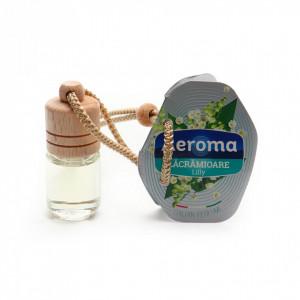 Odorizant auto sticluta, aroma Lacramioare, 5 ml