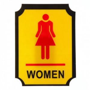 """Semn de informare """"Femeie"""""""