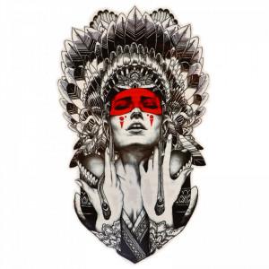 Tatuaj temporar, To the origin, GF970, 16 x 9 cm