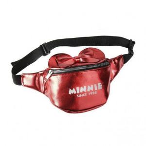 Borseta de piele, Minnie, Disney, 26 x 11 x 5 cm