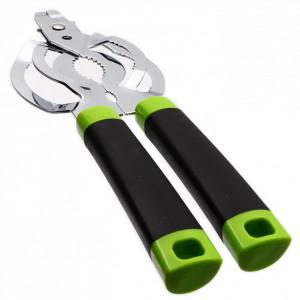 Desfacator profesional de sticle si borcane, maner ergonomic, 25.3x 9 cm, Verde