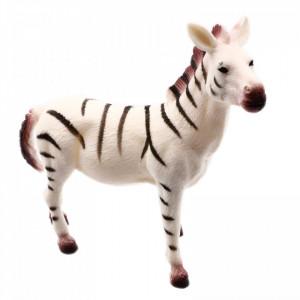 Figurina animal salbatic, Zebra, 17 cm
