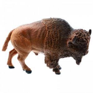 Figurina animal salbatic, Zimbru, 9 cm