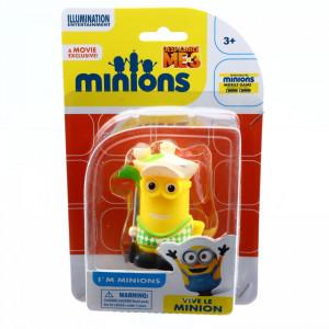 Figurina Minion, Kevin, 7 cm