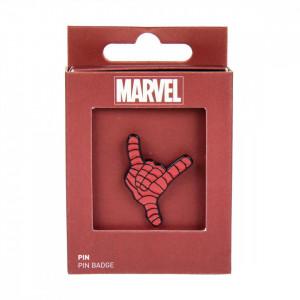 Insigna Spiderman, 4 cm