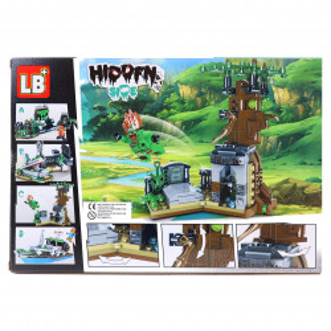 Set de constructie Lego, Castelul fantomelor, 255 piese