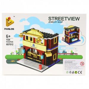 Set de constructie Lego, Magazin de bijuterii, 154 piese