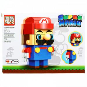 Set de constructie, Super Mario, 74 piese
