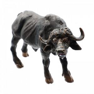Figurina animal salbatic, Bivol, 10 cm