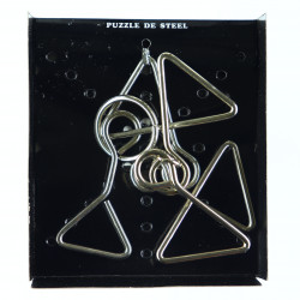 Joc puzzle logic metal, 33-10