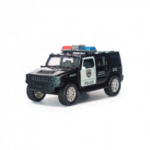 Masinuta de politie de teren, 11 cm
