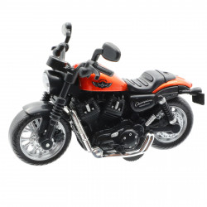 Motocicleta diecast, Harley Davidson, 1:14