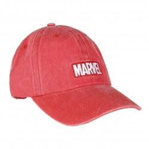 Sapca Marvel, Rosu, 58 cm
