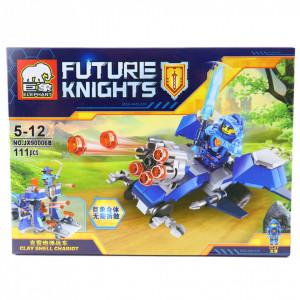 Set de constructie Lego, Car de razboi, 111 piese