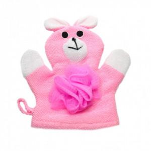 Burete de baie pentru copii, Ursulet, Roz