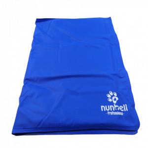 Covoras profesional racoritor pentru animale, Nunbell, Albastru, 64x50 cm