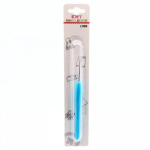 Croseta Aluminiu 2.5mm, Bleu