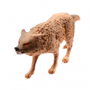Figurina animal salbatic, Lup, 11 cm