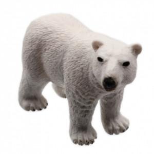 Figurina animal salbatic, Urs Polar, 9 cm