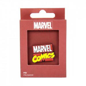 Insigna Marvel Comics, 3 x 2.5 cm