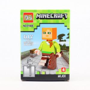 Set de constructie Lego, Alex Triumfatorul, Figurina