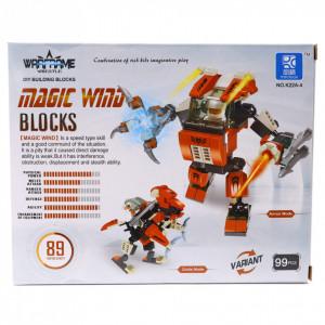 Set de constructie Lego, Magic Wind, 99 piese