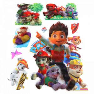 Stickere pentru copii, Paw Patrol, 32 x 23 cm