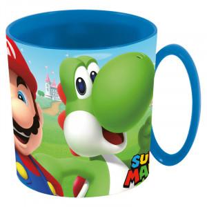 Cana de plastic Super Mario, 350 ml