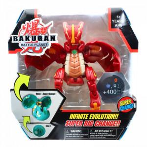 Figurina Bakugan, Flames Dragon King, 20 cm