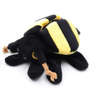 Manusa / marioneta, Albina, pentru petrecere, Negru cu galben