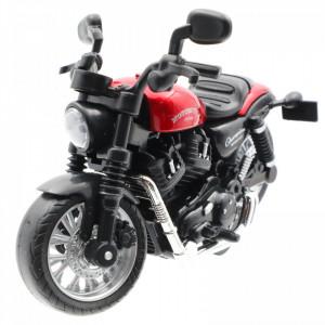 Motocicleta diecast, Chopper Champion, 1:14