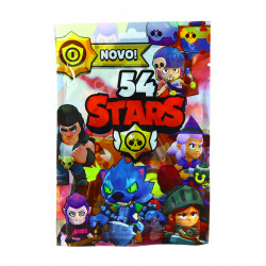 Plic cu figurina tip Brawl Stars editia 54