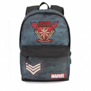 Rucsac Captain Marvel, 44 x 30 x 20 cm