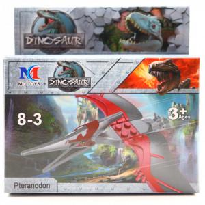 Set de constructie dinozauri, Pteranodon