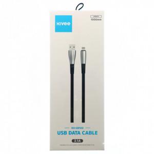 Cablu de date si incarcare USB/lightning, 1m
