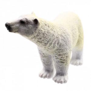 Figurina animal salbatic, Urs Polar, 11 cm