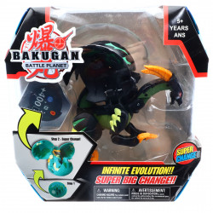 Figurina Bakugan, Hell The Dragon, 20 cm