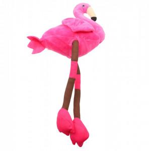 Jucarie de plus, Flamingo, 50 cm, Roz