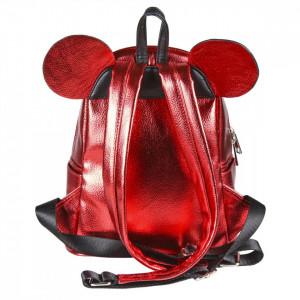 Rucsac din piele, Minnie, Disney, 22 x 27 x 12.5 cm
