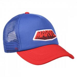 Sapca Marvel Baseball, Albastru, 56 cm