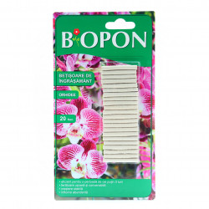 Set 20 buc, Ingrasamant Orhidee, Biopon, sticks