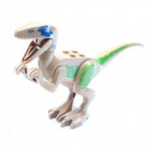 Set de constructie dinozauri, Echo