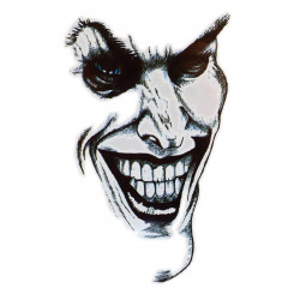 Tatuaj temporar, Joker, GF822, 15 x 9 cm