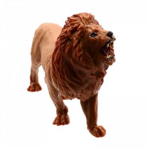 Figurina animal salbatic, Leu, 12 cm
