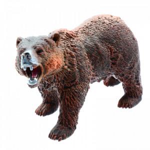 Figurina animal salbatic, Urs Brun, 11 cm