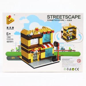 Set de constructie Lego, Magazin de cosmetice, 150 piese
