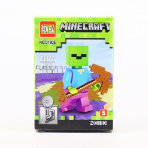 Set de constructie Lego, Zombie Hunter, Figurina
