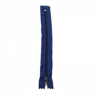 Fermoar, 20 cm, Bleumarin