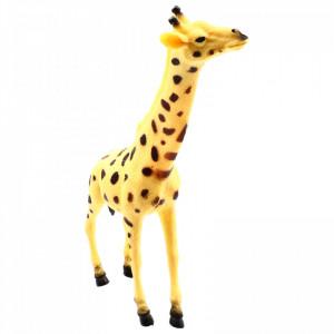 Figurina animal salbatic, Girafa, 22 cm